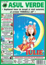 Nu uitaţi şi nu rataţi: ASUL VERDE pe luna Iulie