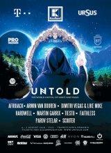 UNTOLD - muzică la puterea zece