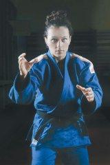 """ANDREEA CHIŢU, judoka - """"Ard de nerăbdare să intru în luptă"""""""