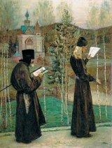 Leacuri călugăreşti din Rusia