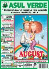 Nu uitaţi şi nu rataţi: ASUL VERDE pe luna August