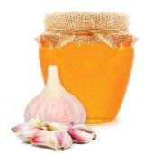 Cura cu miere şi usturoi