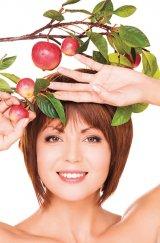 Obraji ca merele coapte