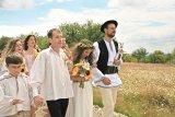 O nuntă ca în poveşti