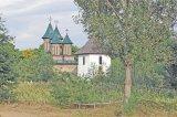 O minune, la o palmă de Bucureşti - Mânăstirea Cobia