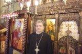Părintele ADRIAN BELDIANU - biserica