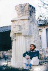 """GABRIEL MANOLE - """"Visez să sculptez o roată mare, de îngeri"""""""