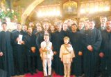 Sărbătoare creştină la Mediaş