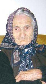 """Lelea Constantina şi cei 100 de ani - """"De dragul lor aş fugi şi din rai"""""""