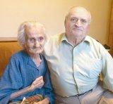 Lelea Constantina şi cei 100 de ani -