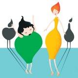 Descifraţi mesajele corpului: Ţinuta, forma, greutatea, articulaţiile