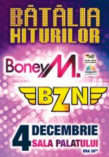 BONEY M şi BZN