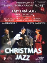 EMY DRĂGOI - Turneu Christmas Jazz