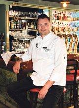 ANDI CĂTĂLIN ANUŢA, bucătar şef în Copenhaga -