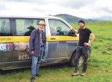 Cu un mare arheolog, despre călătoriile revistei