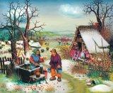 CALENDAR POPULAR - Februarie (Făurar)