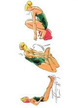 Trei exerciţii de dezumflare