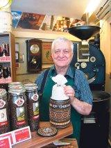Pentru iubitorii de arome rare: Cafea de Paşti, de la Florescu