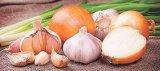 Prietenii siluetei: ceapa şi usturoiul