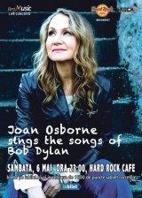 JOAN OSBORNE şi muzica lui Bob Dylan