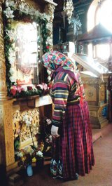 Părintele NICOLAE CLINCIU - Brateiu, jud. Sibiu -