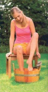 Programul de vară - Îngrijirea picioarelor