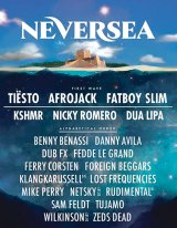 Festivalul NEVERSEA la debut