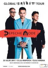 Premieră legendară la Cluj - DEPECHE MODE