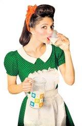 Lapte şi ceai rusesc