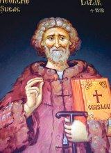 Ciobanul cel sfânt - Moş Gheorghe Lazăr din Şugag