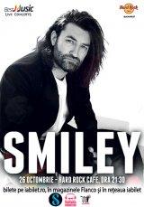 Hei, ia aflaţi cine cântă săptămâna viitoare în Herăstrău: SMILEY şi PASĂREA ROCK!