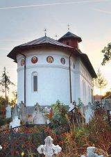 """Biserica cititorilor - """"Mireasa lui Hristos"""" din Stănceşti"""