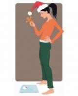 Sărbători fără kilograme