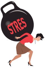 Stres mare - leacuri mici