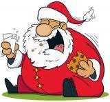 Dieta lui Moş Crăciun