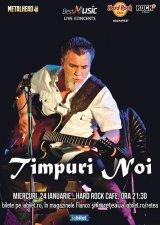 Muzică de topit gerul: VAMA şi TIMPURI NOI