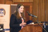 Cel mai bun student român din Europa - CLAUDIA MITROFAN: