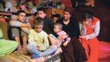 Mama cu zece copii