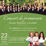 """Corala Armonia"" şi invitatele ei: Paula Seling, Cornelia Rednic, Lavinia Chifor"