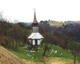 Ţara Moţilor - Biserica din Valea Verde nu vrea să moară!
