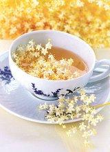 Reţetă cu ceai de dud, de urzici şi de soc