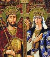 Sărbătoarea Sfinţilor Constantin şi Elena: Marea împărăteasă a Bizanţului, pe urmele lui Hristos