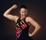 ANA GEORGESCU - Fostă campioană la gimnastică ritmică: