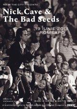 """""""Prinţul întunecat"""", pentru prima dată în România - Nick Cave & the Bad Seeds la Rock the City"""