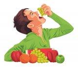 Muiat în zahăr, îmbibat în grăsime, falsificat... Trei reguli pentru o alimentaţie sănătoasă