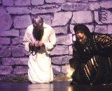 Sfinţii de pe scenă