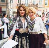 """CRISTINA CHIRIAC - """"RomânIA noastră este curată în suflet şi în simţire, cu drag de ai ei şi dor de autentic"""""""