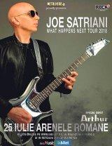 Vară în ritm de rock - JOE SATRIANI