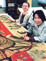 Arta lumii, într-un sat cât o palmă - Muzeul textilelor din Băiţa