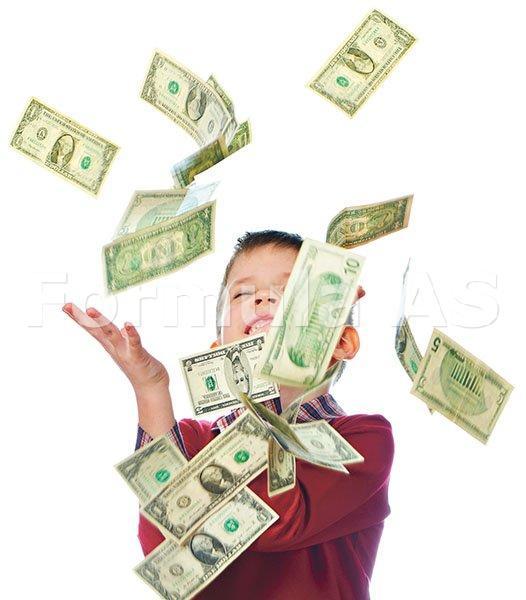 cum să faci bani tineri milionari